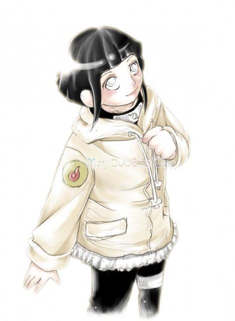 Studio Pierrot, Naruto, Hinata Hyuuga, Member Art