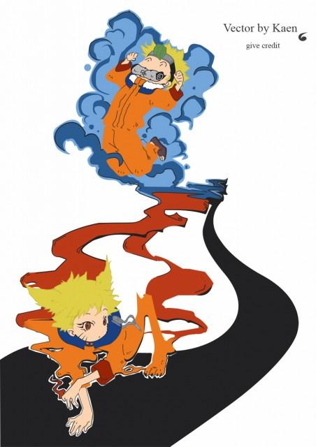Naruto, Naruto Uzumaki, Vector Art