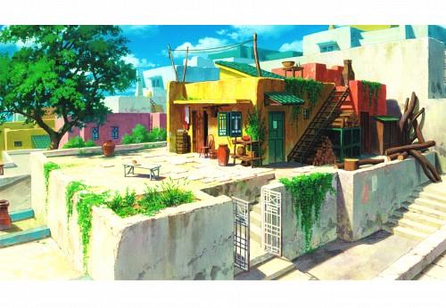 Studio Chizu, Bakemono no Ko, Bakemono no Ko Postcard Book, Postcard