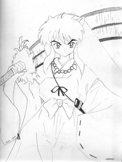 Rumiko Takahashi, Inuyasha, Inuyasha (Character), Member Art