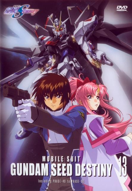 Hisashi Hirai, Sunrise (Studio), Mobile Suit Gundam SEED Destiny, Lacus Clyne, Kira Yamato