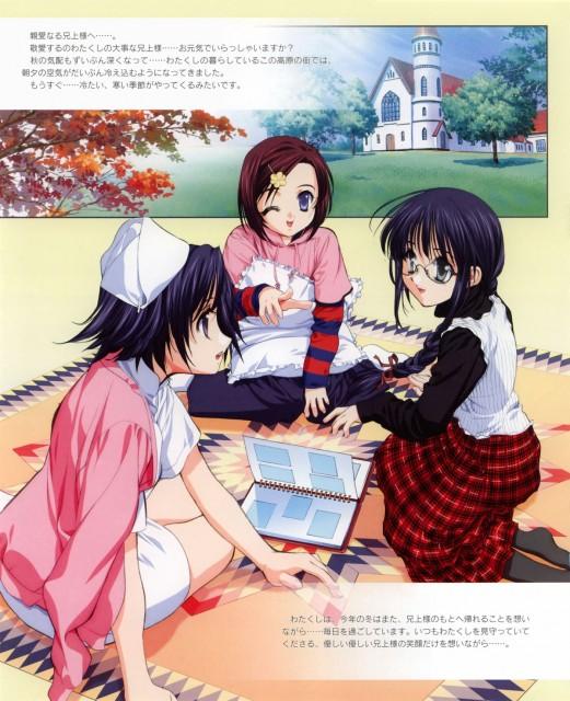 Naoto Tenhiro, Sister Princess, Marie (Sister Princess)