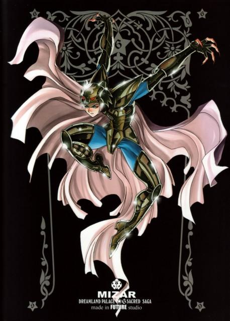 Future Studio, Saint Seiya, Sacred Saga, Mizar Zeta Syd