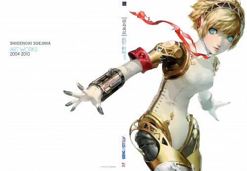 Shigenori Soejima, Atlus, Soejima Shigenori Artworks 2004-2010, Shin Megami Tensei: Persona 3, Aegis