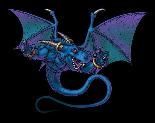 Akira Toriyama, Mistwalker, Studio Pierrot, Blue Dragon - Awakened Shadow, Blue Dragon