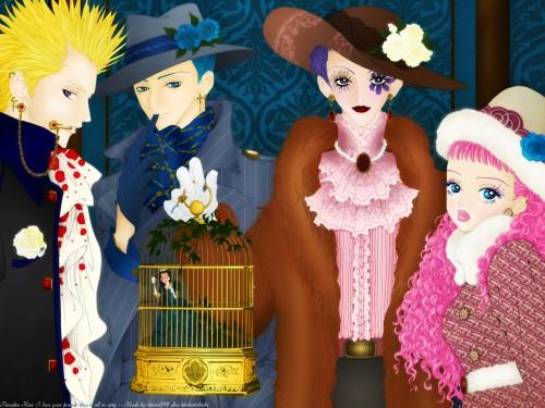 Ai Yazawa, Madhouse, Paradise Kiss, Isabella, Arashi Nagase Wallpaper