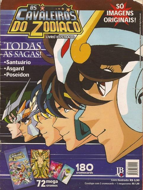 Masami Kurumada, Toei Animation, Saint Seiya, Phoenix Ikki, Dragon Shiryu