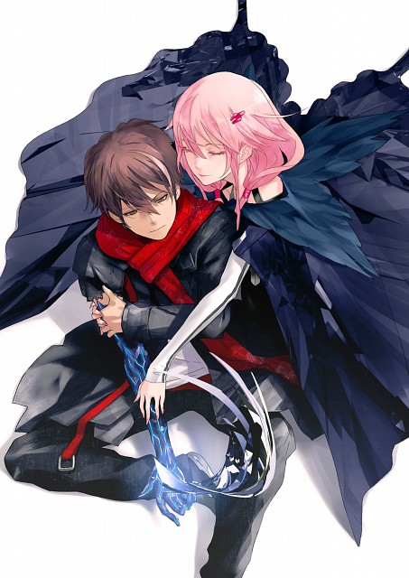 redjuice, Production I.G, GUILTY CROWN, Inori Yuzuriha, Shu Ouma