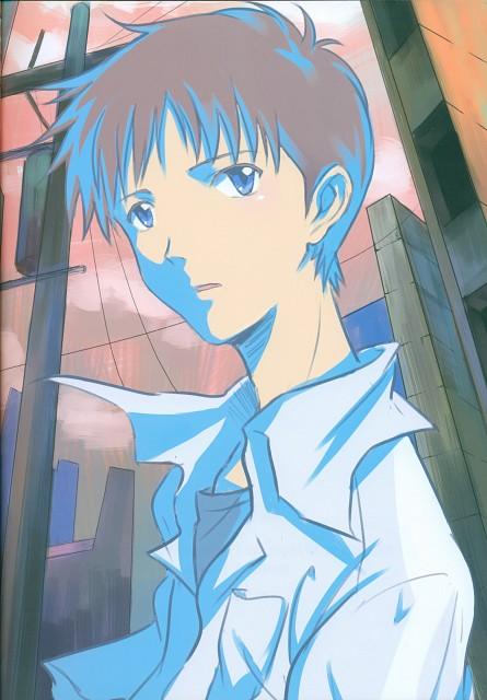 Khara, Gainax, Neon Genesis Evangelion, Imaginary Happiness, Shinji Ikari