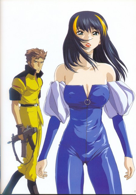 Hisashi Hirai, Sunrise (Studio), Mobile Suit Gundam SEED, Hisashi Hirai Illustration Works, Andrew Waltfeld