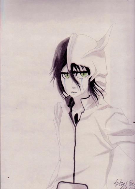 Kubo Tite, Studio Pierrot, Bleach, Ulquiorra Cifer, Member Art