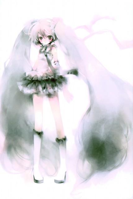 Shimeko, Landmark, Vocaloid, Miku Hatsune