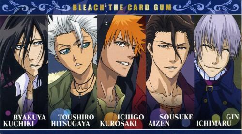 Studio Pierrot, Bleach, Toshiro Hitsugaya, Ichigo Kurosaki, Gin Ichimaru