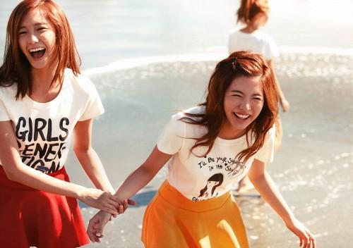 Yoona, Girls Generation, Sunny