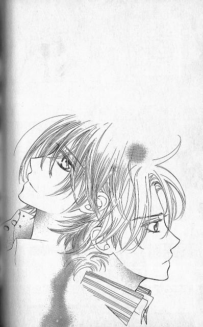 Matsuri Hino, Vampire Knight, Hanabusa Aidou, Takuma Ichijou
