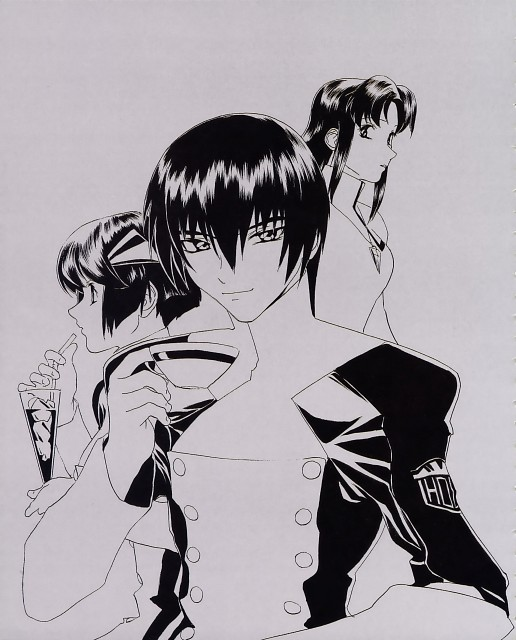 Hisashi Hirai, Sunrise (Studio), s-CRY-ed, Mimori Kiryu, Scheris Adjani