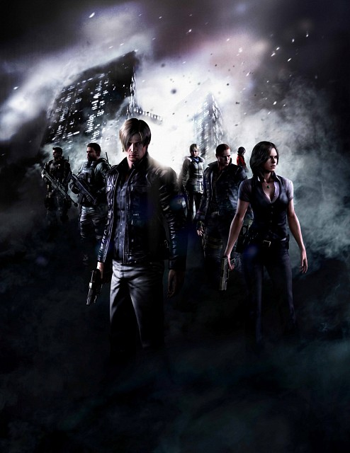 Capcom, Resident Evil 6, Sherry Birkin, Chris Redfield, Helena Harper