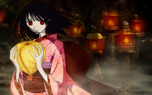 CLAMP, Production I.G, xxxHOLiC, Zashiki Warashi (xxxHOLiC) Wallpaper
