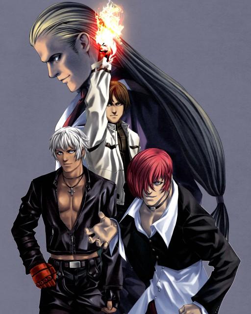 SNK, Fatal Fury, King of Fighters, Kyo Kusanagi, Iori Yagami