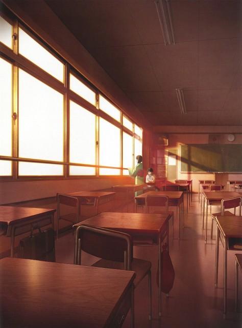 TYPE-MOON, Ufotable, Kara no Kyokai, Mikiya Kokutou, Shiki Ryougi