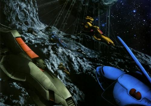 Sunrise (Studio), Mobile Suit Gundam Double Zeta, Gundam Perfect Files