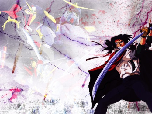 Sunrise (Studio), Mobile Fighter G Gundam, Domon Kasshu Wallpaper