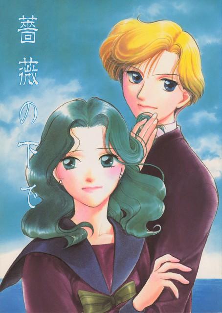 Akari Funato, Bishoujo Senshi Sailor Moon, Haruka Tenoh, Michiru Kaioh, Doujinshi