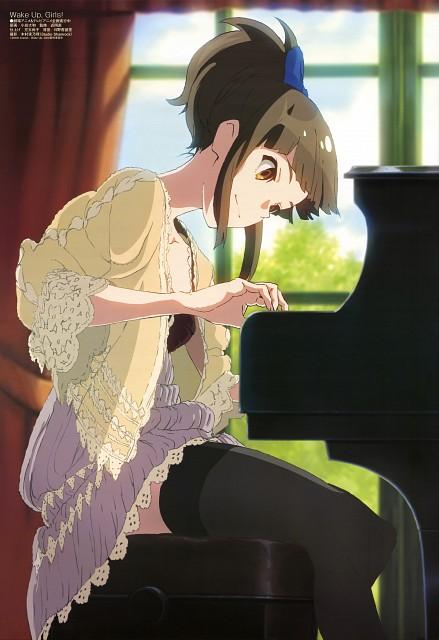 Hirokazu Kojima, Ordet, Tatsunoko Production, Wake Up Girls!, Nanami Hisami