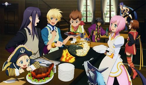 Kousuke Fujishima, Namco, Tales of Vesperia, Flynn Scifo, Repede