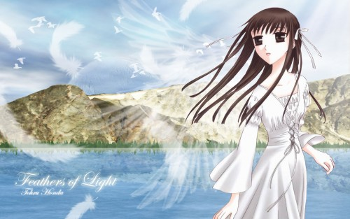 Fruits Basket, Tohru Honda Wallpaper