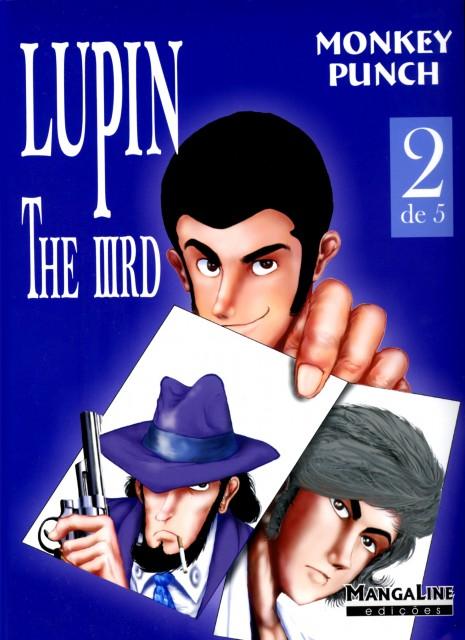 Lupin III, Arsene Lupin III, Daisuke Jigen, Goemon Ishikawa