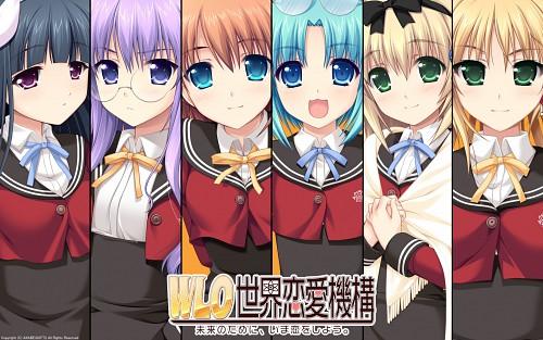 Asami Asami, Alpha, Akabei Soft2, W. L. O. Sekai Renai Kikou, Arisa Crain Femiluna