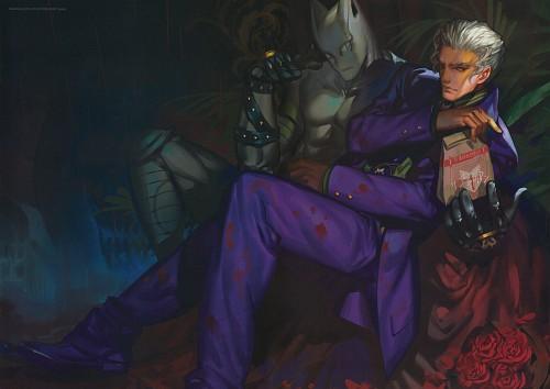 Alphonse, JoJo's Bizarre Adventure, Kaleidoscope -Mangekyou- Side: B, Killer Queen (JoJo's Bizarre Adventure), Kira Yoshikage