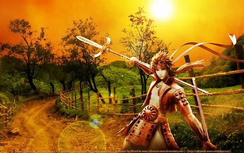 Capcom, Production I.G, Sengoku Basara, Yukimura Sanada Wallpaper
