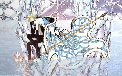 CLAMP, Bee Train, Tsubasa Reservoir Chronicle, Fay D. Flourite, Magic Wallpaper