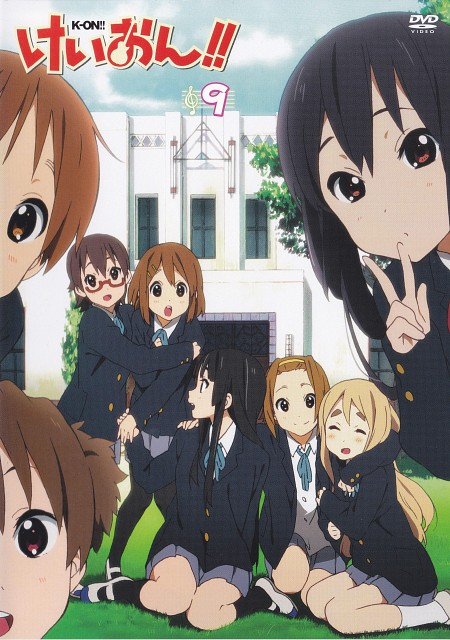 Kakifly, Kyoto Animation, K-On!, Yui Hirasawa, Jun Suzuki