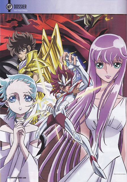 Masami Kurumada, Toei Animation, Saint Seiya Omega, Sagittarius Seiya, Pegasus Kouga
