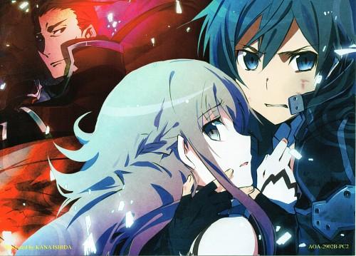 Kana Ishida, Abec, A-1 Pictures, Sword Art Online, Kazuto Kirigaya