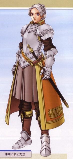 Fumi Ishikawa, Konami, Suikoden III, Chris Lightfellow