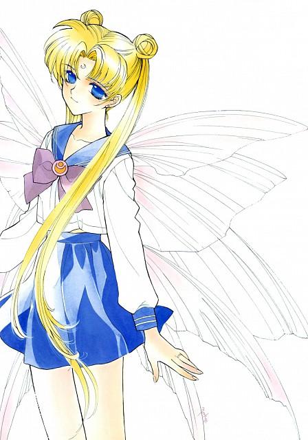 Yun Kouga, Bishoujo Senshi Sailor Moon, Infinity, Usagi Tsukino, Doujinshi