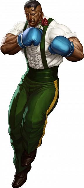 Stanley Lau, Capcom, Street Fighter, Dudley