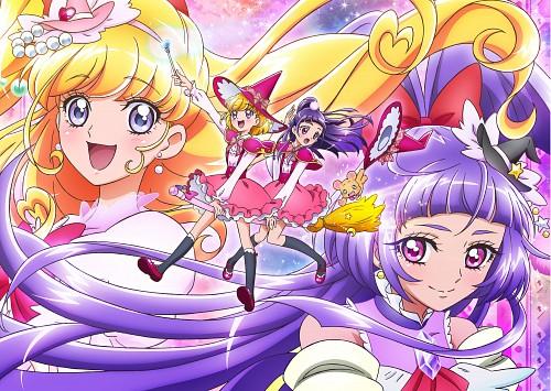 Toei Animation, Mahou Tsukai Precure!, Cure Magical, Riko Izayoi, Cure Miracle
