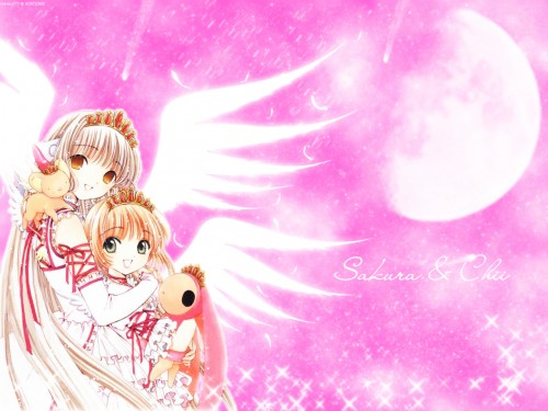 CLAMP, Madhouse, Cardcaptor Sakura, Chobits, Keroberos Wallpaper
