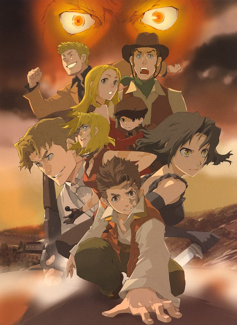 Katsumi Enami, Brains Base, Baccano!, Czeslaw Meyer, Chane Laforet