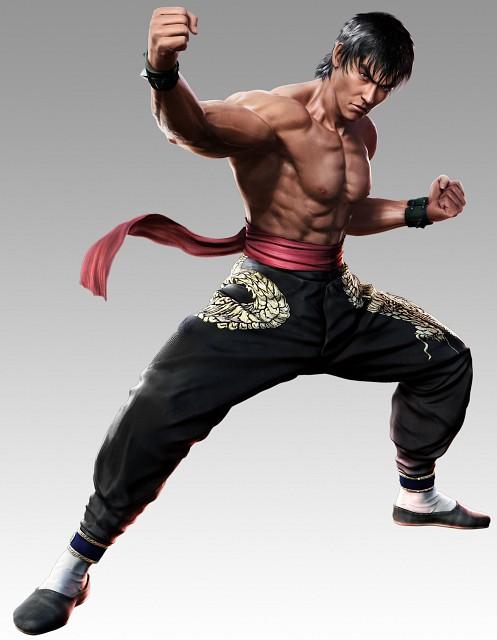 Namco, Tekken, Marshall Law