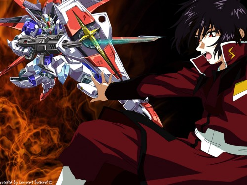Sunrise (Studio), Mobile Suit Gundam SEED Destiny, Shinn Asuka Wallpaper