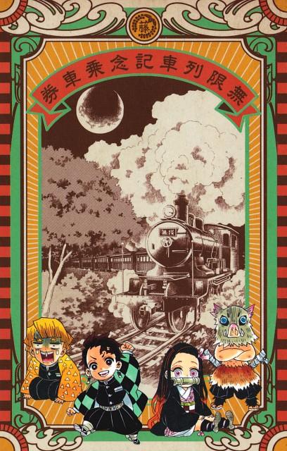 Koyoharu Gotouge, Ufotable, Kimetsu no Yaiba, Zenitsu Agatsuma, Tanjirou Kamado