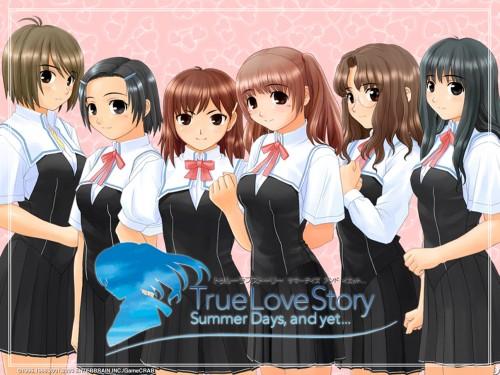 Kisai Takayama, True Love Story, Hitomi Arimori