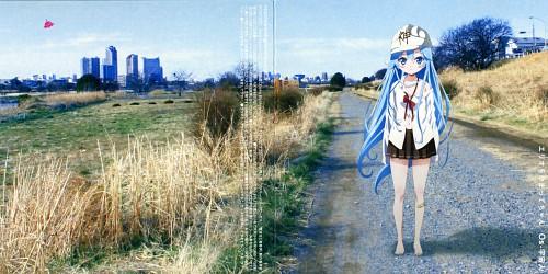 Shaft (Studio), Denpa Onna to Seishun Otoko, Erio Touwa, Album Cover