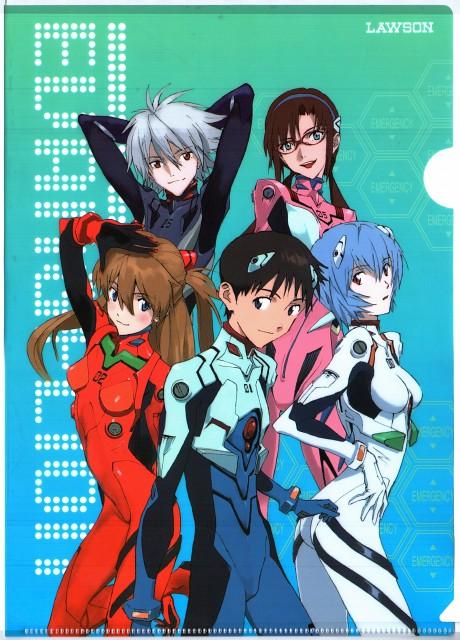 Khara, Gainax, Neon Genesis Evangelion, Asuka Langley Soryu, Rei Ayanami
